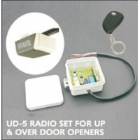 UD-5 RADIO SET FOR UP & OVER DOOR OPENERS