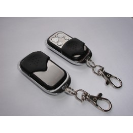 Metallo -  Quad 4 button key fob